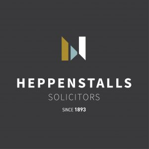 Heppenstalls logo design
