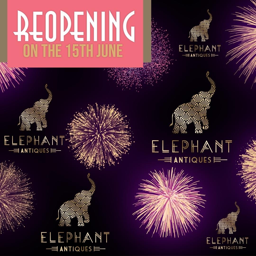 Elephant Antiques New Brand Identity