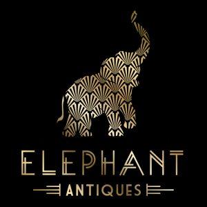Elephant antiques Brand Identity Design