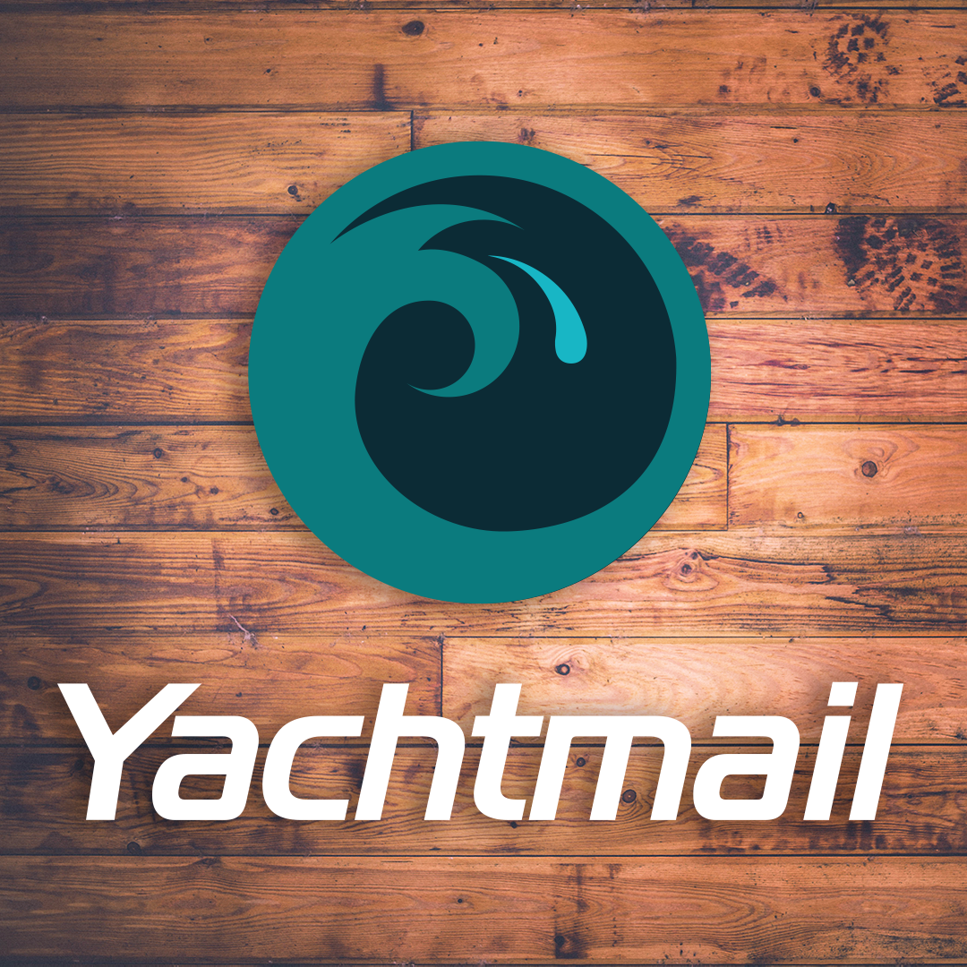 yachtmail brand identity