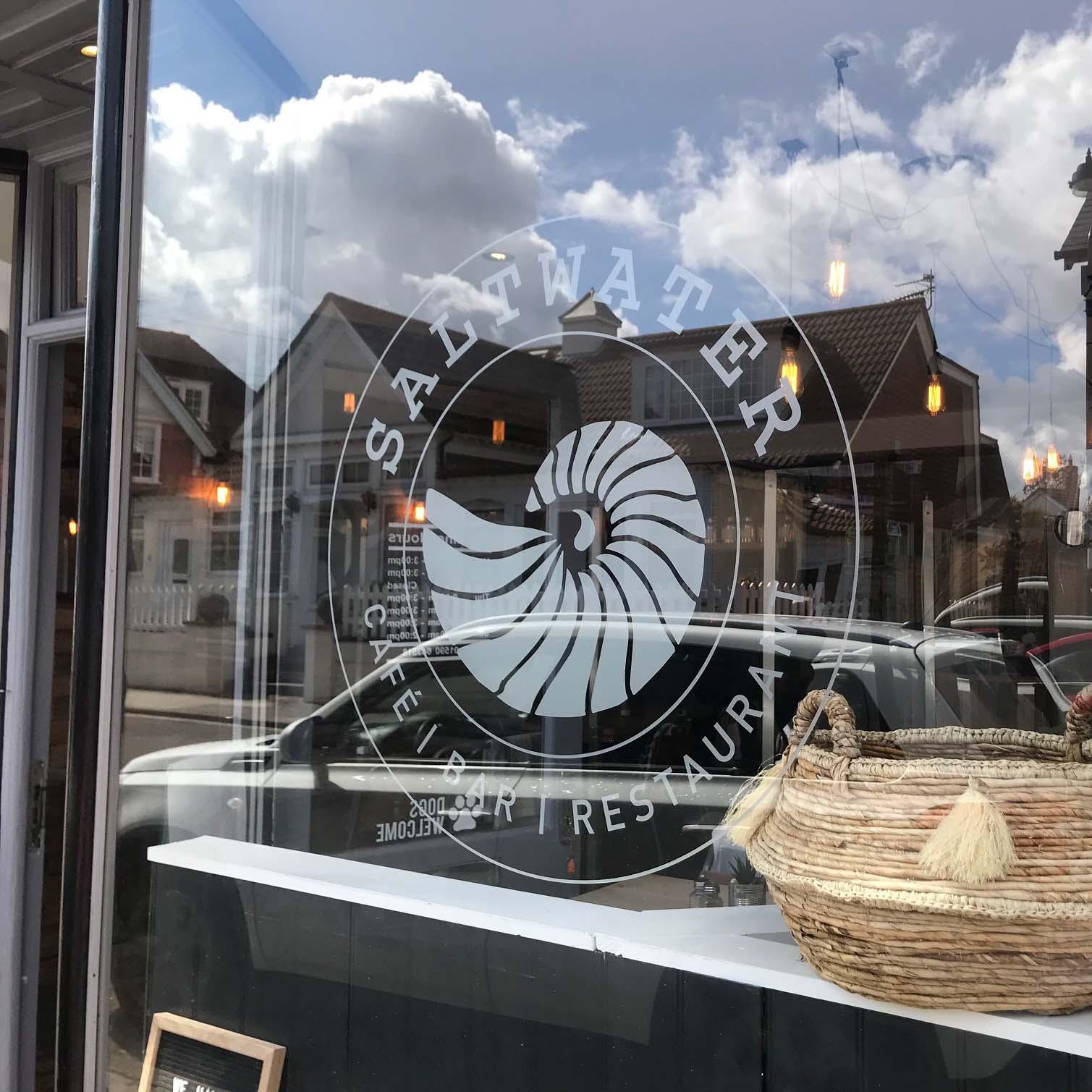saltwater shop front design